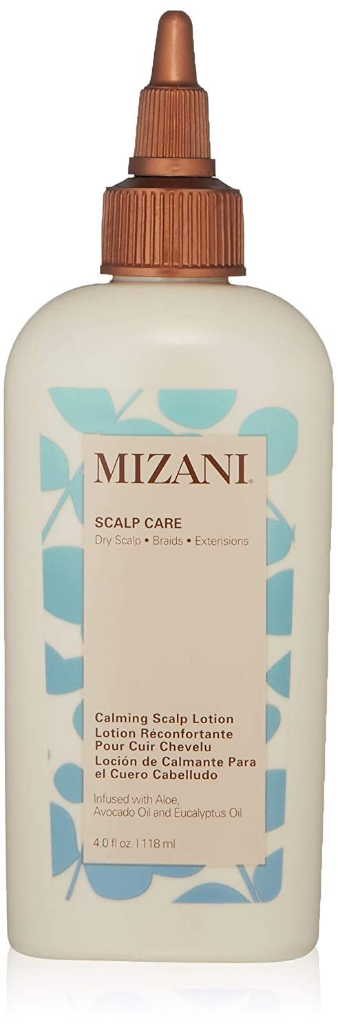 MIZANI Scalp Care Calming Scalp Lotion, 4 Fl Oz
