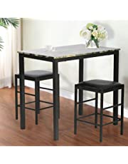 Table Chair Sets Amazoncom