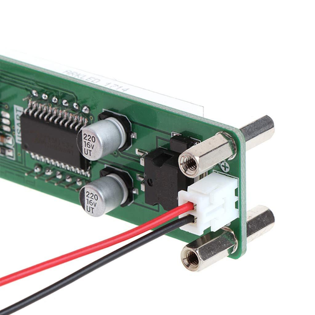 8-stelliges LED-Tester Jenor Zymometer 20 MHz-2,4 GHz RF 0,1-60 MHz