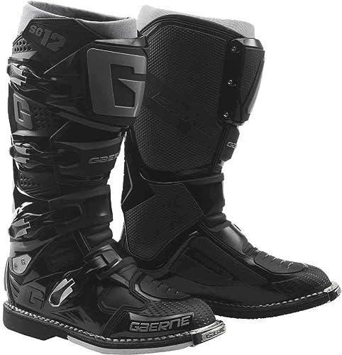 New 2019 Gaerne SG-12 Men's Motocross Boots