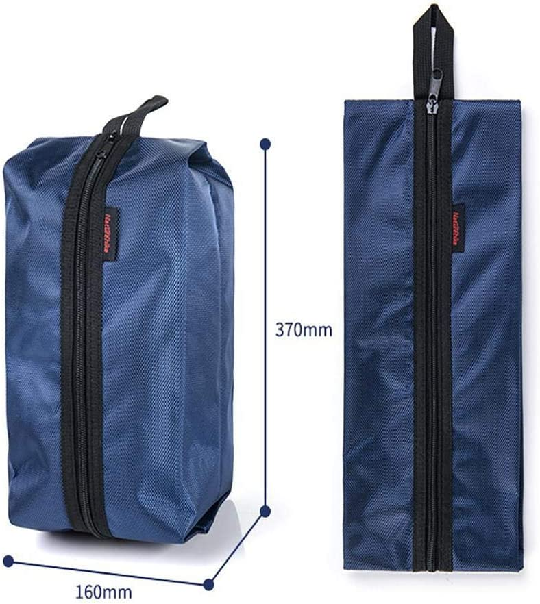 ICCUN Outdoor Travel Shoes Storage Bag Portable Multi-Purpose Sundries Bag Packing Organizers