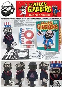 Allen Ginsburg Doll + CD Box Set