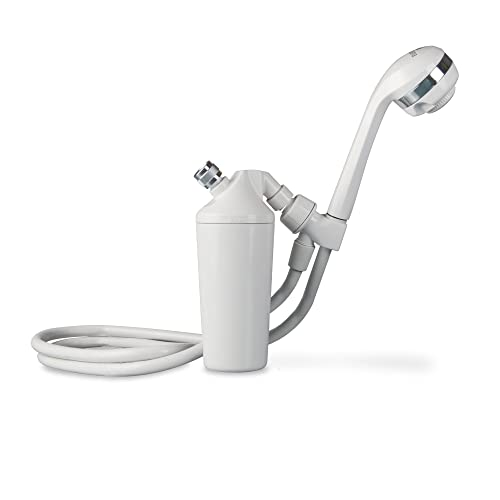 Aquasana AQ-4105 Showerhead Filter System with Handheld Wand