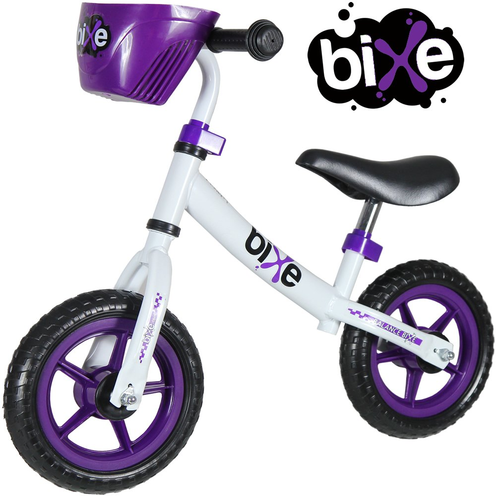 10 Balance Bike for Kids and Toddlers - No Pedal Push and Stride Walking Bicycle (Green) Fox Webstores