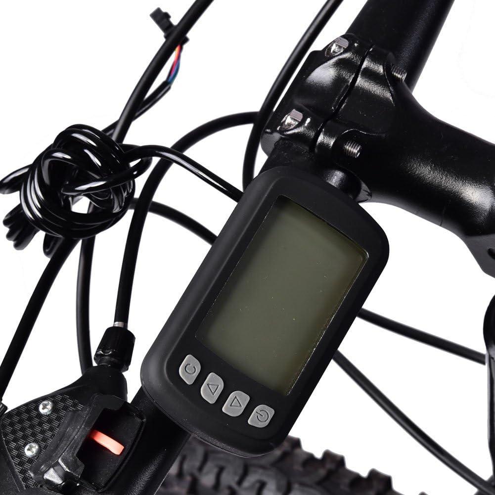 36V 48V 350W 13A Ad Alta Potenza Brushless Motor Controller con Pannello LCD per E-bike Elettrica Bike Scooter VGEBY1 Motore Controller