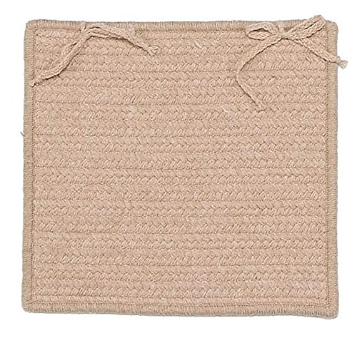 Westminster WM90 Chair Pad, 15 by 15-Inch, Oatmeal, ()