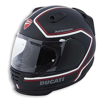 Ducati rojo línea Full Face casco 98104022