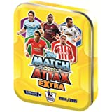 Topps Match Attax Extra 2015 Tin (2014/15) - 50 Cards Including Limited Edition Cards