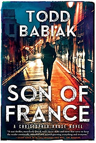 book cover of Son of France