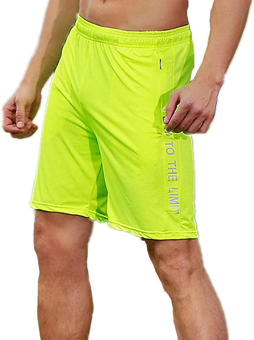 Tennis Allenamento e Sport Cooden Uomo Sportivi Bodybuilding Pantaloncini Asciugatura Rapida Pantaloni Corti per La Palestra Corsa