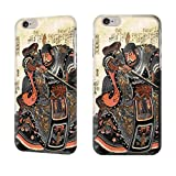 R2468 Japan Art 108 Heroes of Suikoden Case Cover For IPHONE 6S PLUS