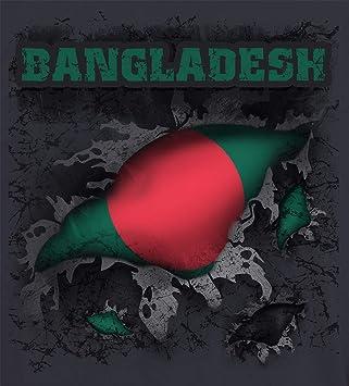 BANGLADESH COUNTRY VINYL FLAG DECAL STICKER