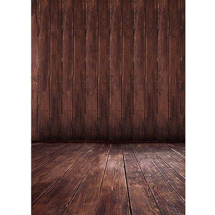 Tablero de Madera Asisuitable rústico marrón para fotografía ...