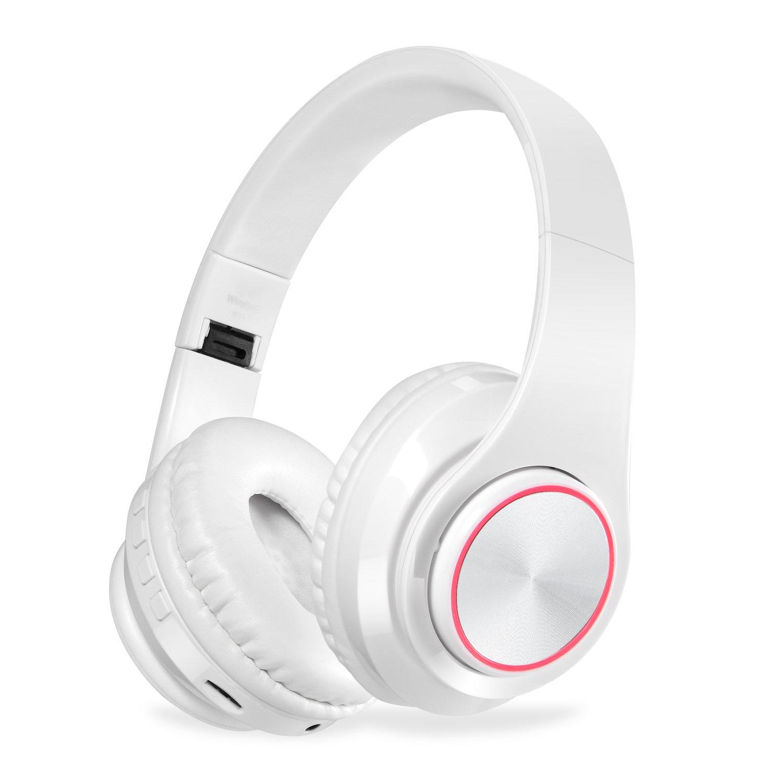 Kabelloser Over-Ear-Kopfhörer, Bluetooth Kopfhörer