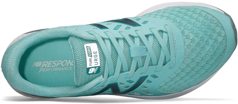 New Balance Women's Urgev2 Running Shoe B01NCABNW9 7.5 B(M) US|Sea Spray/Cyclone