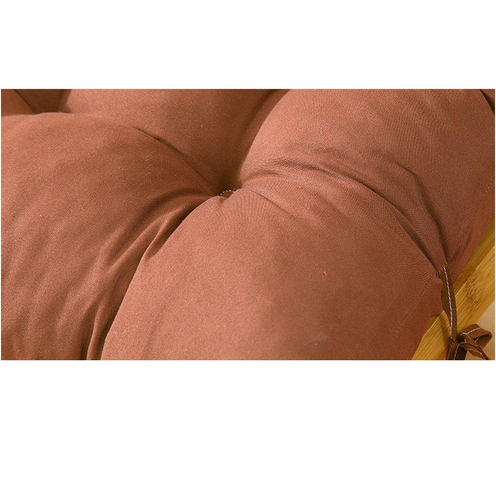 Purple chengyu High Back Chaise Lounge Cushion HL 48 160 cm for Garden Sun Lounger Recliner