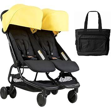 638f6bcc39b1 Mountain buggy nano duo double stroller cyber with diaper bag jpg 355x355 Nano  bag for babies