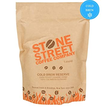 Stone Street Coffee Cold Brew Reserve Colombian