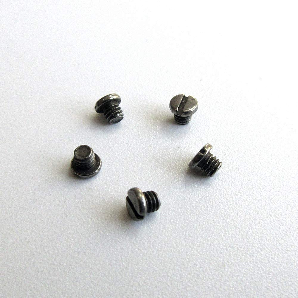 5 tornillos reguladores de tensi/ón para m/áquina de coser Singer 29K 662