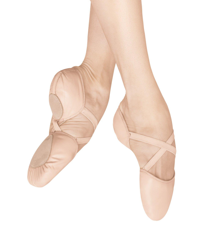 Bloch Women's Elastosplit X Casual Flats B00P2P82OO 6 D|Pink