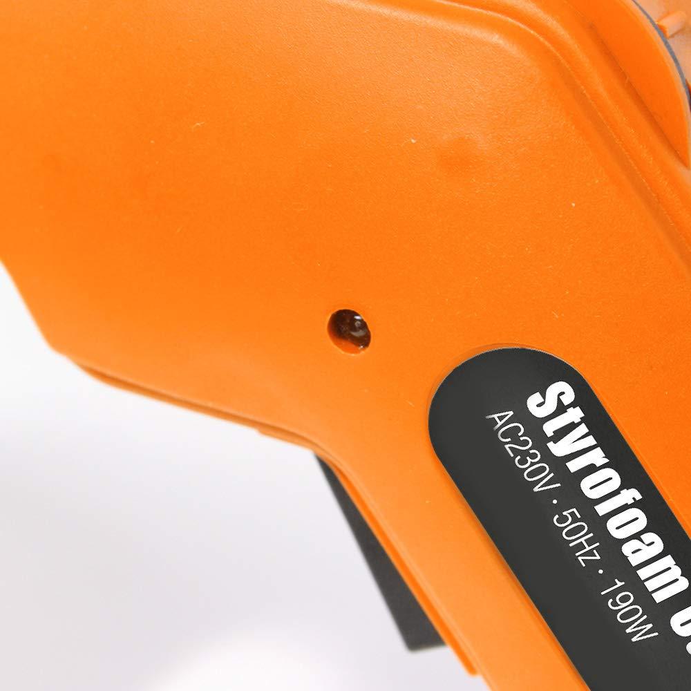 Timbertech - Cortador de poliestireno - 190 W: Amazon.es ...