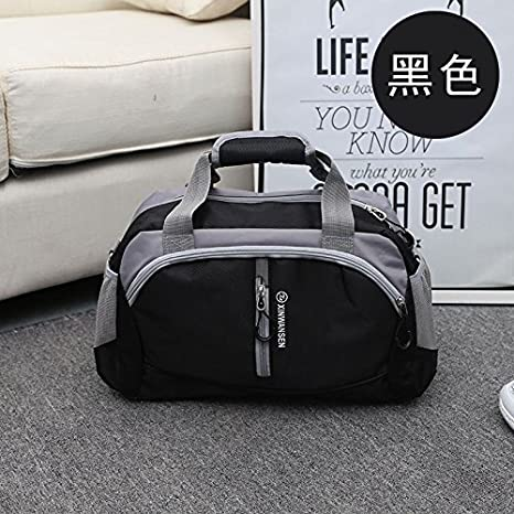 33df3e5ee73c Amazon.com: CLHFJ Sport Bag Training Gym Bag Men Woman Fitness Bags ...