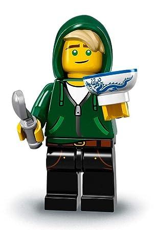 Amazon.com: LEGO Ninjago Movie Minifigures Series 71019 - Lloyd ...