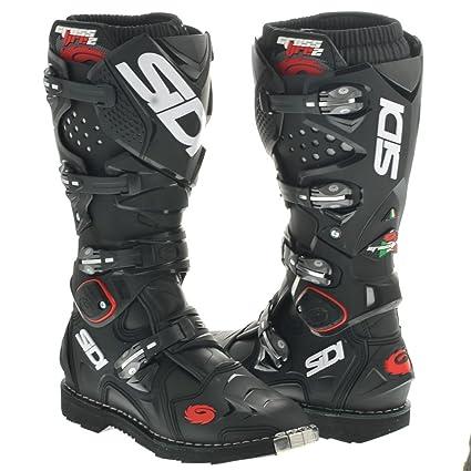 sidi crossfire  : Sidi Crossfire 2 Black Motorcycle Boots: Automotive