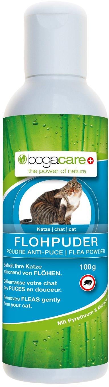 bogacare FLEA POWDER Katze UBO0457