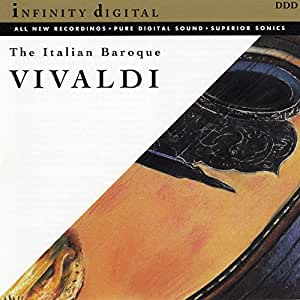 Vivaldi: The Italian Baroque Great Concertos