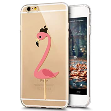iphone 6 coque flamingo