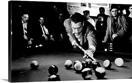 The hustler Paul Newman vintage movie poster print #12