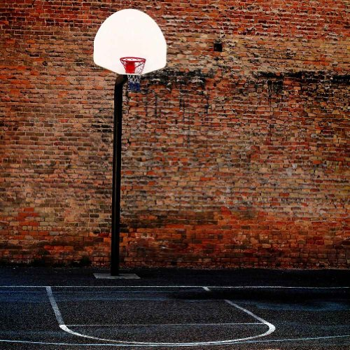 GladsBuy Street Basketball 10' x 10' Digital Printed Photography Backdrop Graffiti Theme Background YHA-246 by GladsBuy