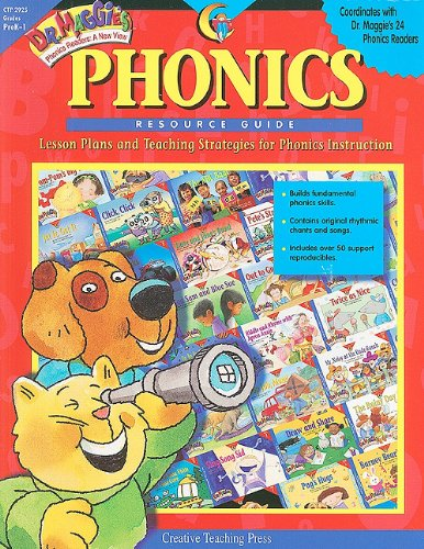 - Dr Maggies Phonics Resource Guide (Dr. Maggie's Phonics Readers: A New View (Paperback))