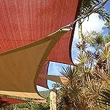 DOEWORKS Sun Shade Sail Kit of Rectangle or