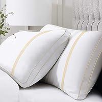 BedStory Almohadas Fibra Almohada de 42 x 70cm con Relleno 3D Fibra Mantiene la Forma…