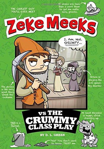 Zeke Meeks vs the Crummy Class Play pdf