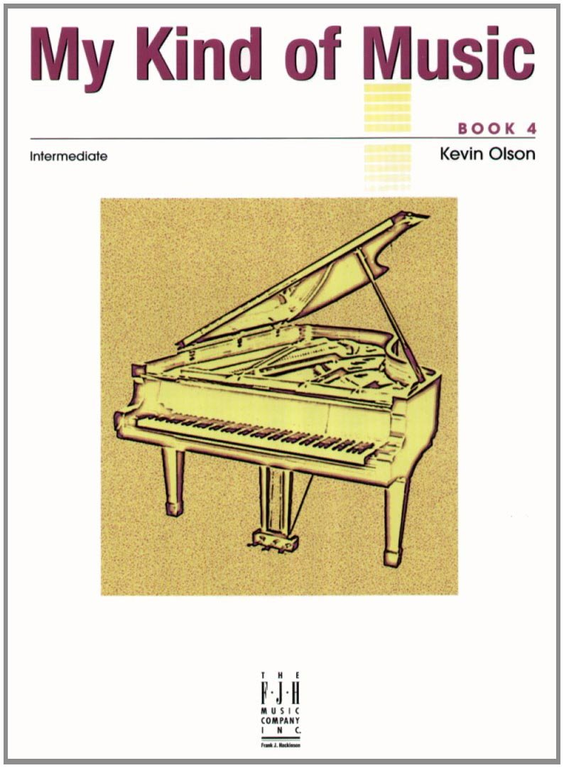 Download My Kind of Music, Book 4 PDF