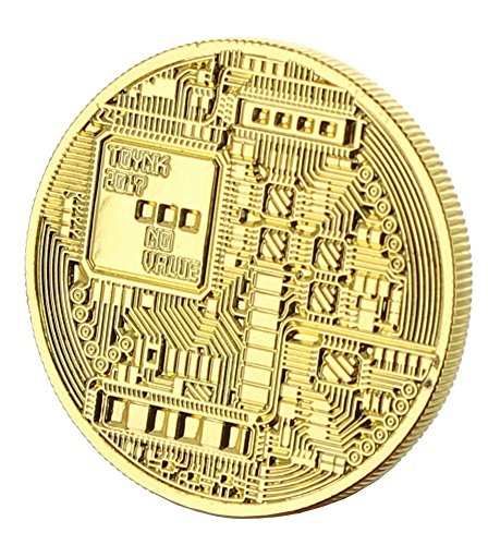 Bitcoin-Gold-Plated-Commemorative-Collectors-Coin