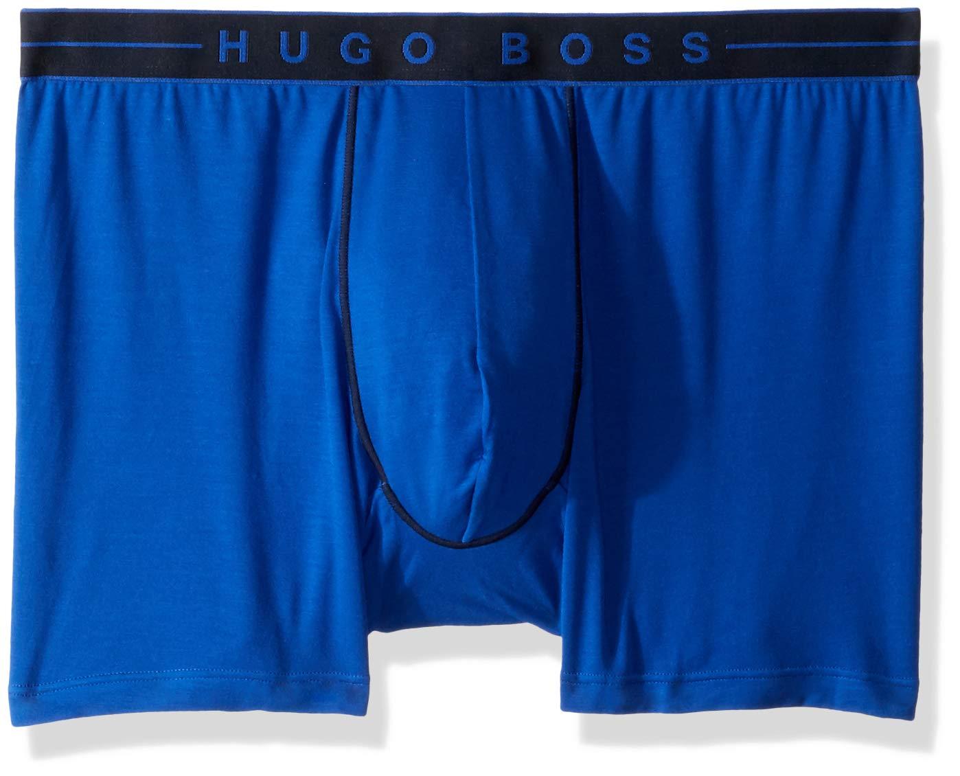 Hugo Boss BOSS Men's Boxer Brief 2tone, Multicolored, XXL