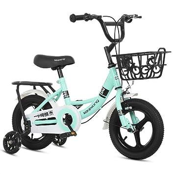 Bxiao La Bicicleta para niños Viene con un Tubo Interior, una ...