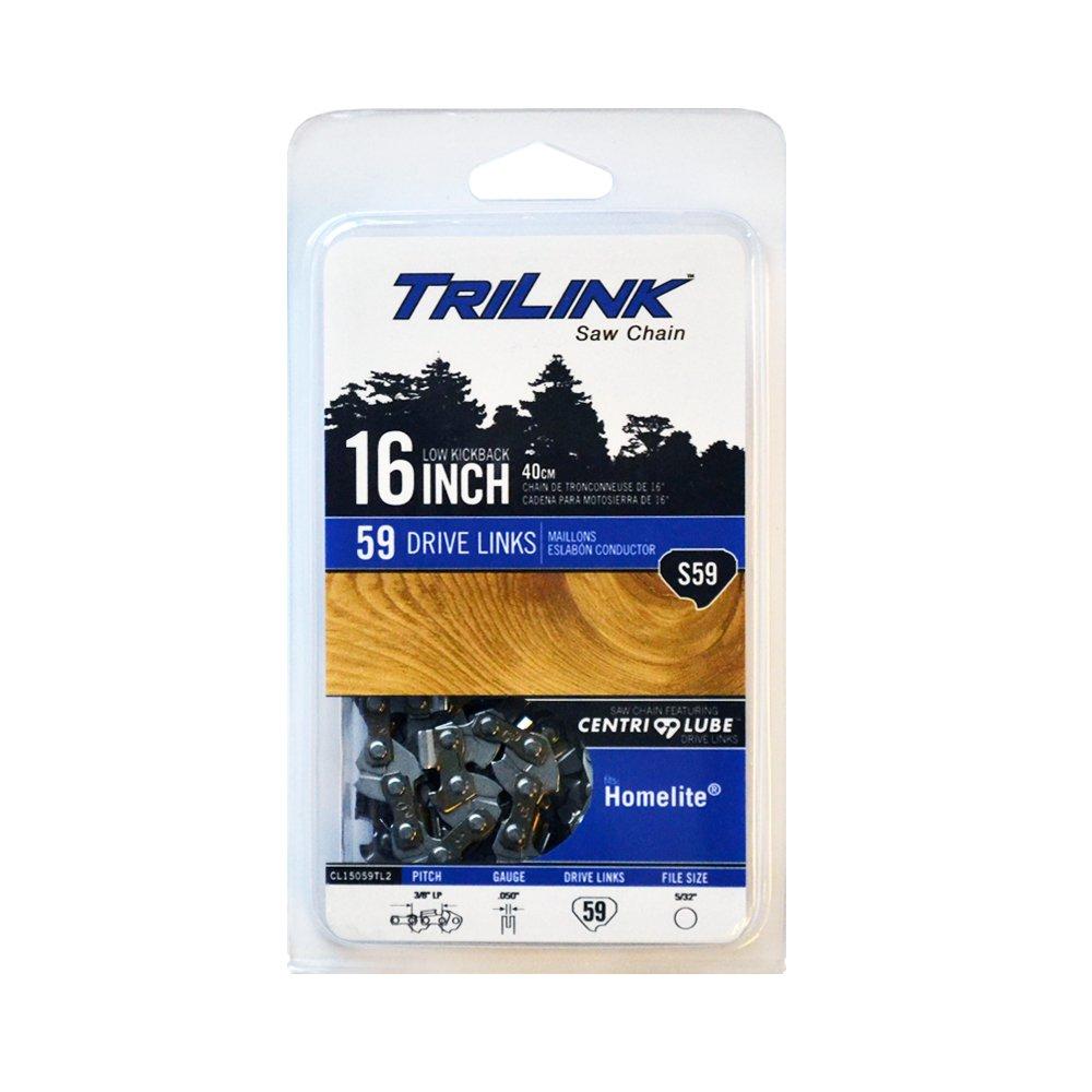 Trilink Saw Chain CL15059TL2 CP-5 S59 16'' Chain