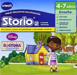 VTech - Juego para Tablet Educativo, Storio, Doctora Juguetes (3480-232122)