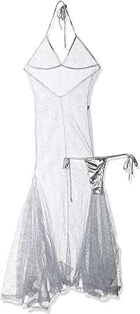 Stage Fishtail Skirt Lingerie Dress