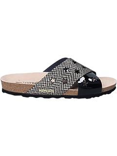 62b4129cc7770 Mephisto Liviane Sandals Multicolour Monet  Amazon.co.uk  Shoes   Bags