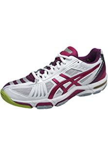 new product d4017 f4f99 ASICS GEL-Volley Elite 2 women WEISS B351N0125