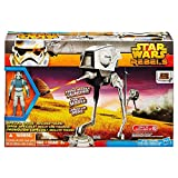 Star Wars Rebels Vehicle AT-DP With Action Figure