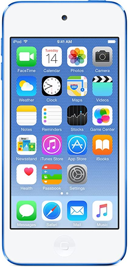 Amazon.com: Apple iPod Touch 16 GB azul (6ª generación ...