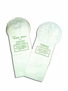 Green Klean GK-Q-Vac Replacement Vacuum Bags (Pack of 100)