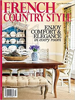 French Country Style Magazine 139 2013 Books